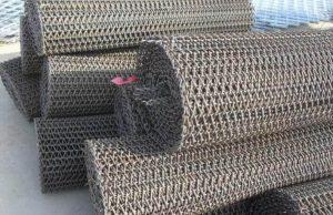 Stainless Steel 410 Hexagonal Wiremesh