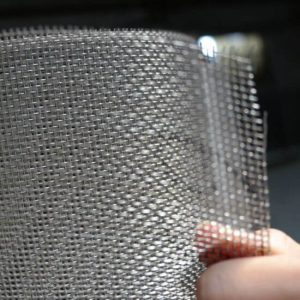 Stainless Steel 347 Netting Wiremesh