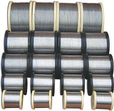 Stainless Steel 321/321H Spring Steel Wire Mesh
