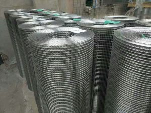 Stainless Steel 347H Wiremesh
