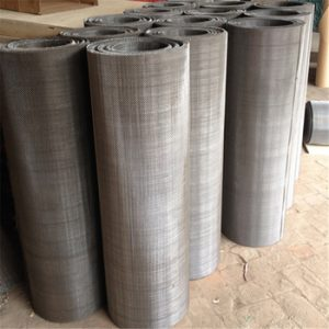 UNS S32750/S32760 Wiremesh